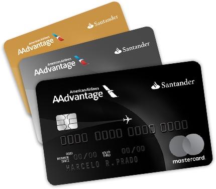 cartão de crédito aadvantage