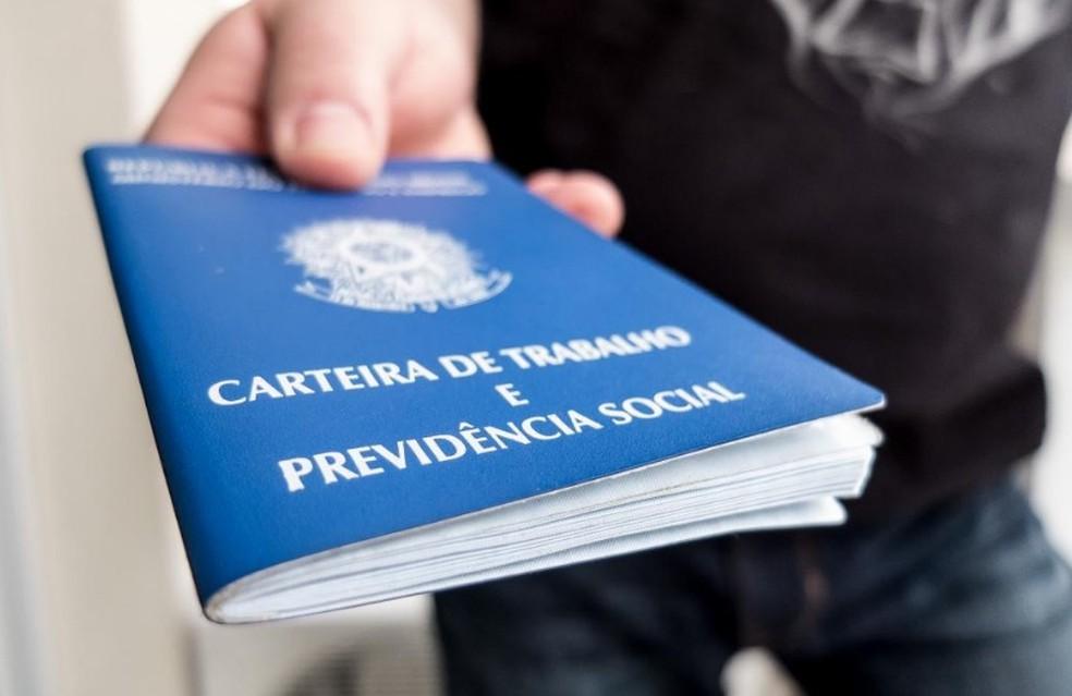 Crescimento em vagas de trabalho no Brasil