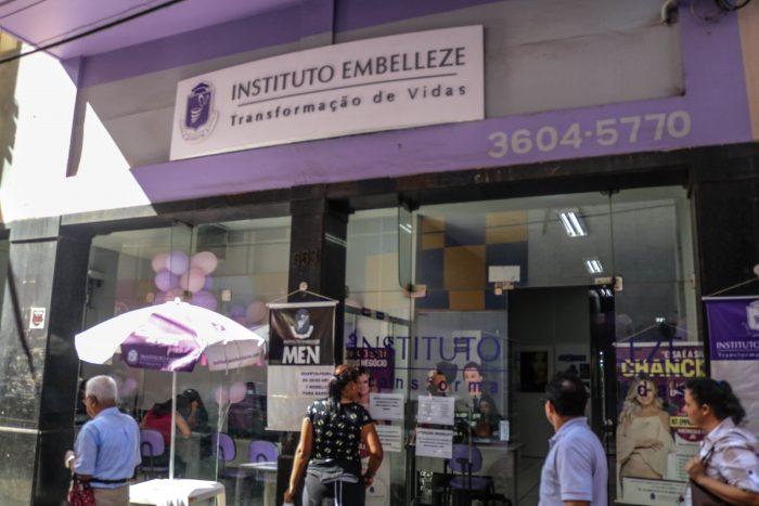 Embelleze lança cursos que podem ser pagos com o FGTS