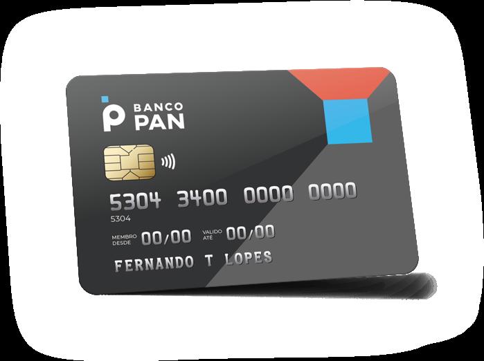 Cartão de crédito Banco Pan