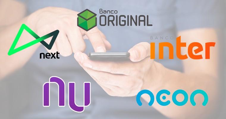 Bancos digitais e fintechs