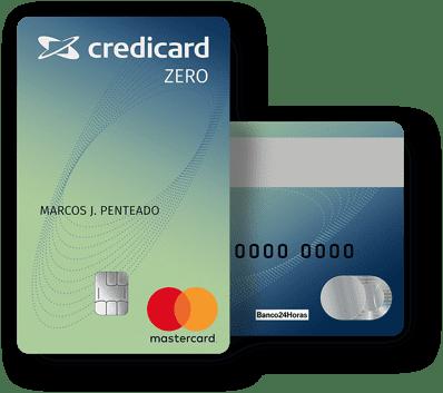 Cartão de Credicard Zero