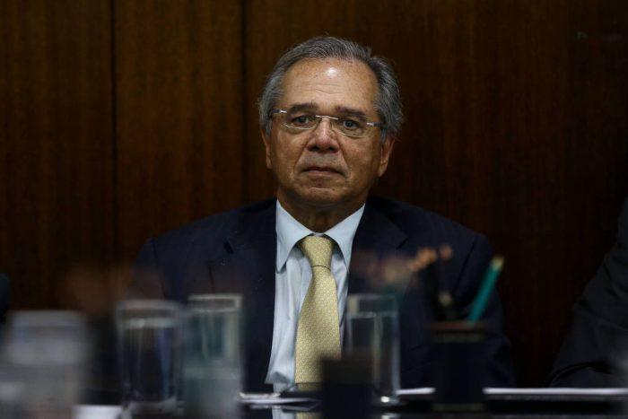 Ministro da Economia, Paulo Guedes, quer aprovar imposto sob transações em dinheiro