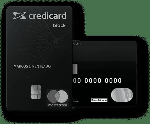 Cartão Credicard Black