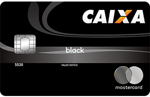 Cartão Caixa MasterCard Black