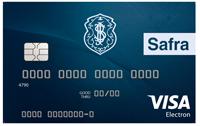 Cartão de crédito Safra Visa Electron