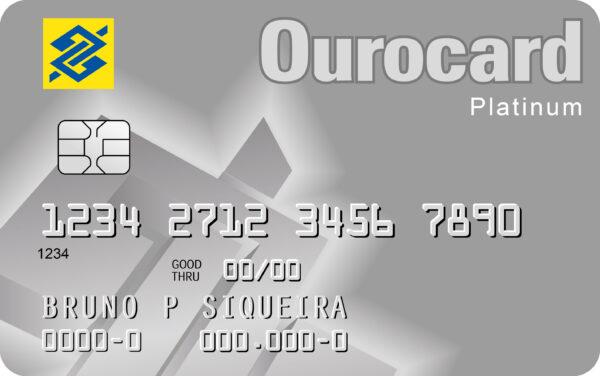 Cartão Ourocard Platinum