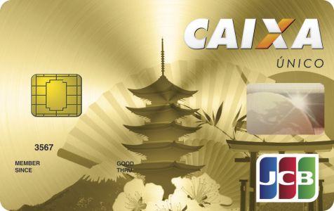 Cartão Caixa Único