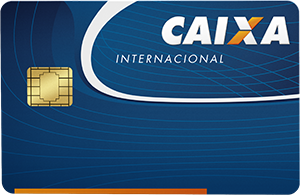 Cartão Caixa Internacional