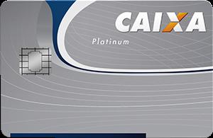 Cartão Caixa Platinum