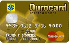 Cartão Ourocard Internacional