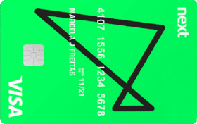 Cartão de crédito Nex