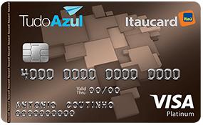 Cartão TudoAzul Itaucard 2.0 Platinum