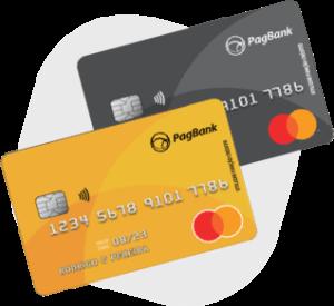 cartão conta pagbank