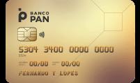 Cartão de Crédito Banco PAN MasterCard Gold