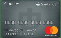 Cartão Santander Dufry Mastercard Platinum Internacional
