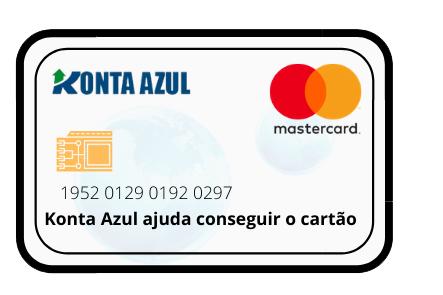 Cartão Kontaazul