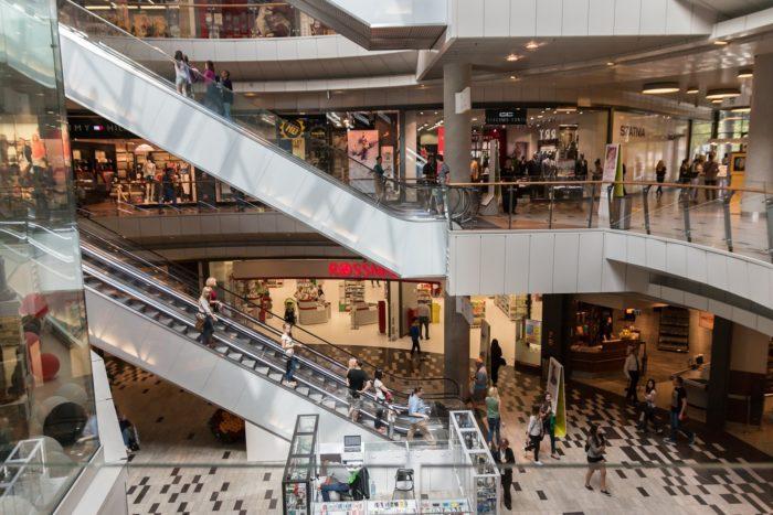Shoppings Dia das Crianças