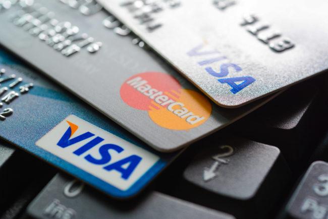 Cartões de crédito para negativados