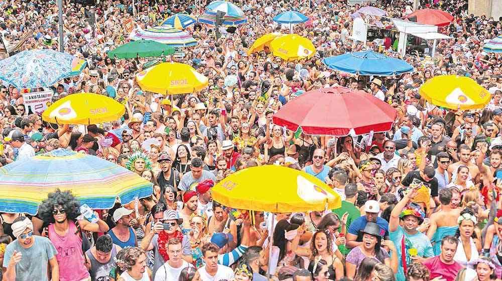 Varejo Carnaval