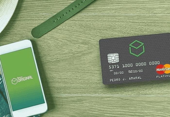 Conta do Banco Original Digital
