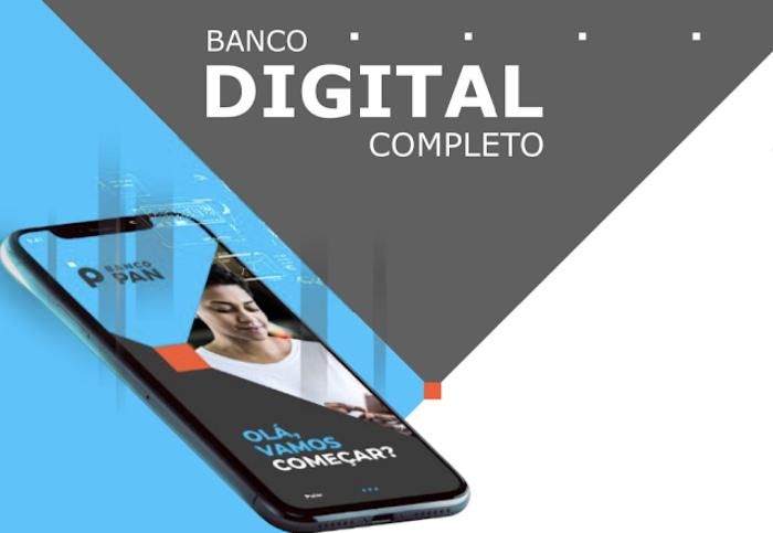 Banco Pan conta digital
