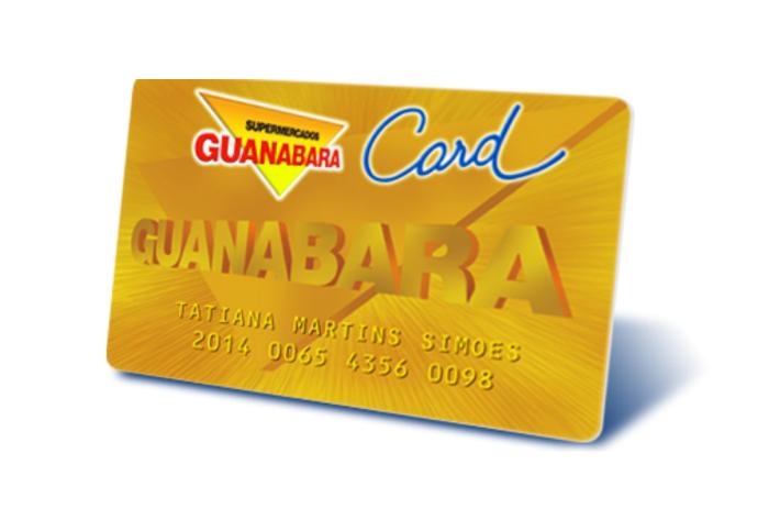 Cartão de crédito guanabara card