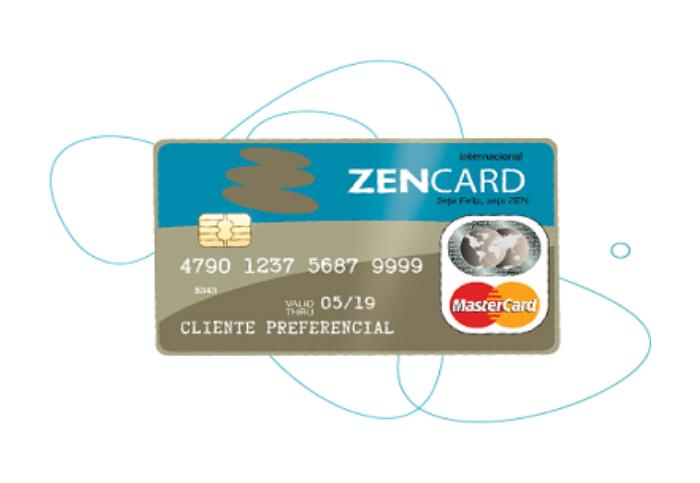zencard cartão para negativado