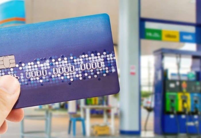 cartão de combustível