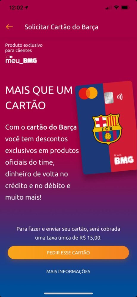 Banco BMG Barça