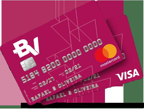 cartão de crédito da BV