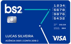 Cartão BS2 Visa