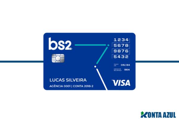 conta e cartão BS2