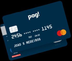 Cartão Pag! Mastercard Internacional