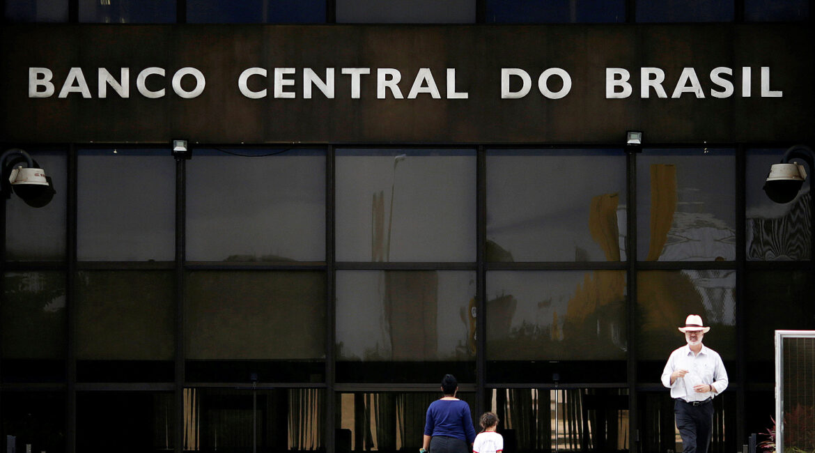 Banco Central Taxa Selic
