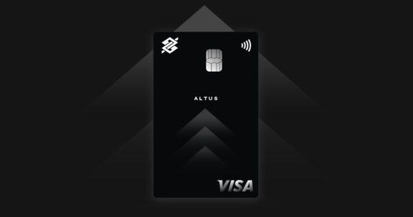 Cartão Altus Banco do Brasil