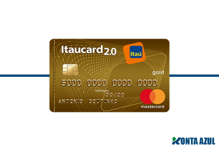 Cartão de Crédito Itaucard 2.0 Gold