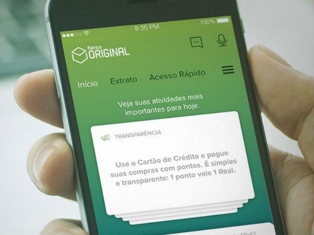 Banco Original Loja Virtual