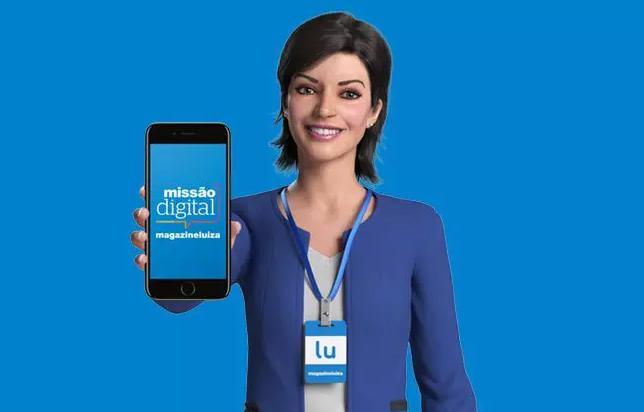 carteira virtual MagaluPay