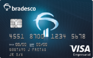 Cartão de Crédito PJ Bradesco