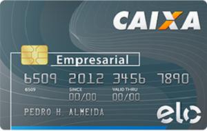 Cartão de Crédito PJ Caixa